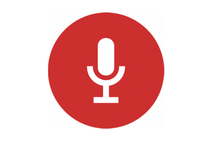 mic icon for sermons
